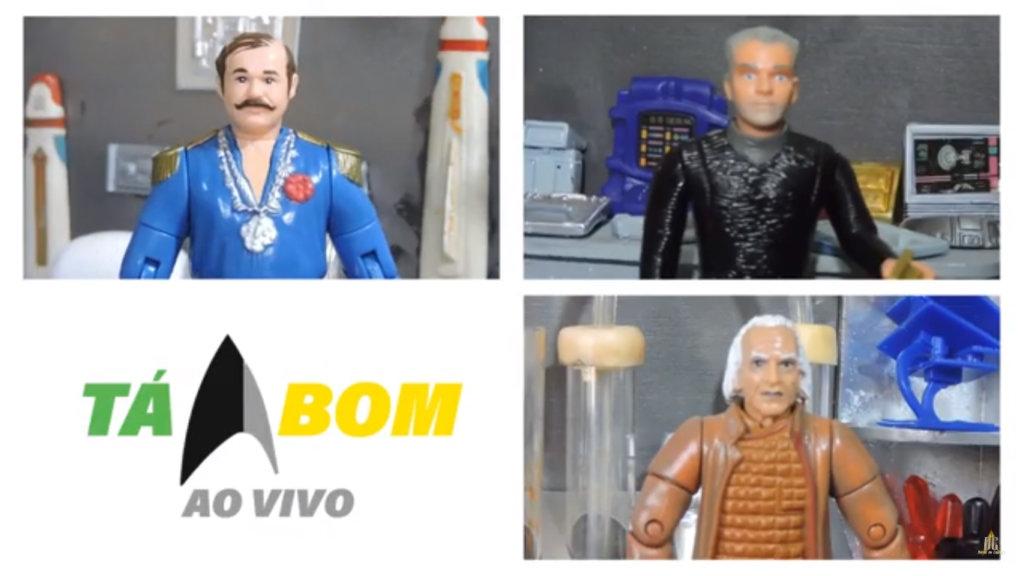 """Tá Bom ao Vivo #2 – """"Se for pra falar mal, não assiste!"""""""