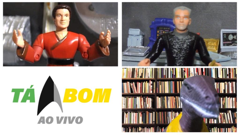 """Tá Bom ao Vivo #5 – """"Ervilha NÃO!"""""""