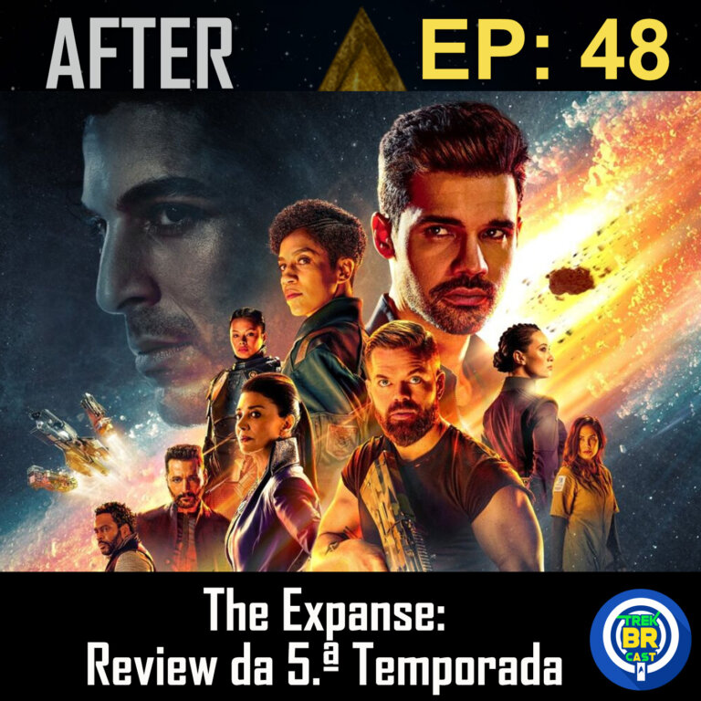 The Expanse: Review da 5ª Temporada | AFTER #48