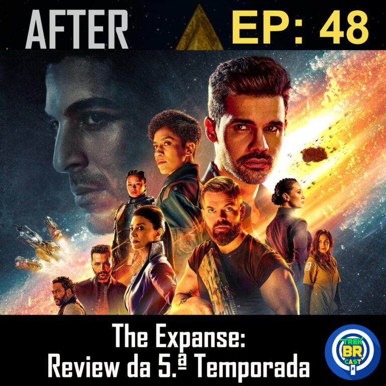The Expanse: Review da 5ª Temporada | AFTER #48