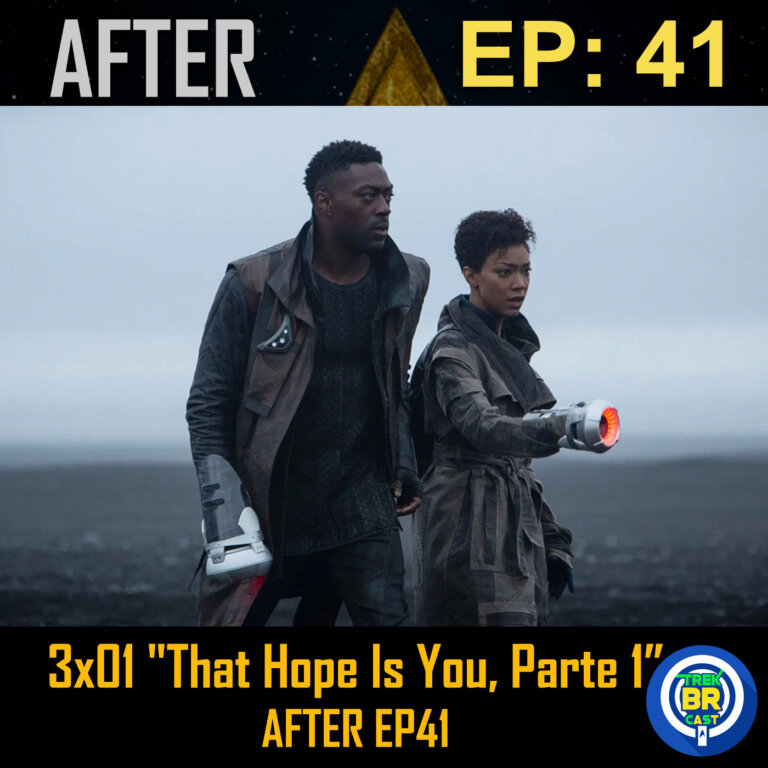 """""""That Hope Is You, Part 1"""" – Star Trek: Discovery (S03E01)   AFTER #41"""
